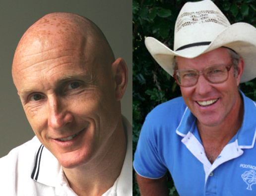 Joel Salatin and Paul Chek