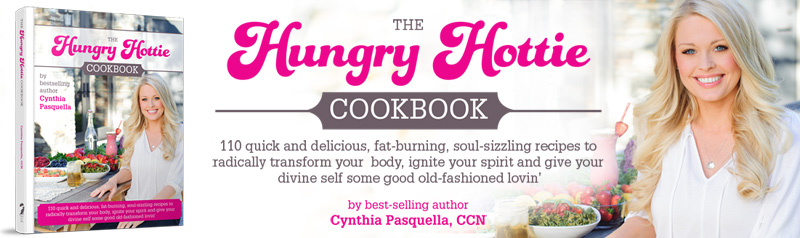 Hungry Hottie Cookbook